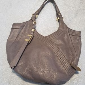 orYANY Tracy Italian leather hobo style bag